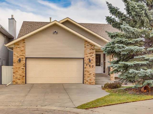 107 Hawkstone Place NW, Calgary, AB T3G 3L7 (#C4273421) :: Calgary Homefinders