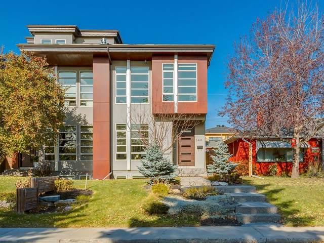 2410 31 Avenue SW, Calgary, AB T2T 1T8 (#C4273435) :: Virtu Real Estate
