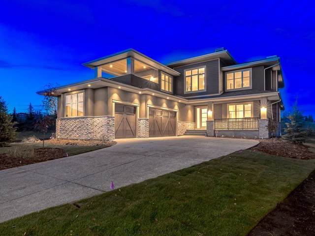 248 October Gold Way, Rural Rocky View County, AB T3Z 0A4 (#C4273437) :: Virtu Real Estate