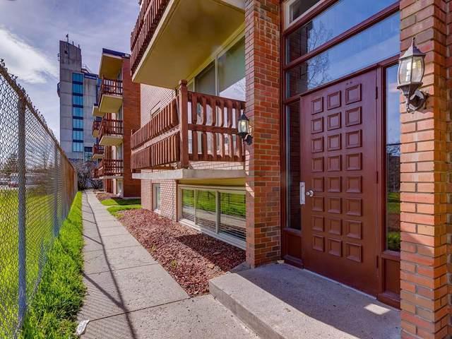 1421 7 Avenue NW #135, Calgary, AB T2N 0Z3 (#C4273441) :: Virtu Real Estate