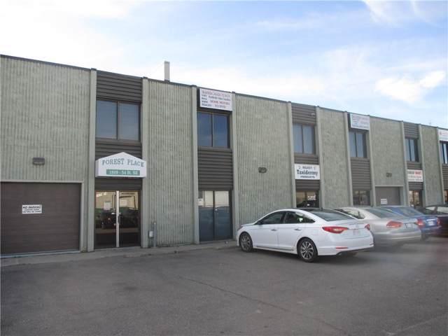 1829 54 Street SE #209, Calgary, AB T2B 1N5 (#C4273446) :: Calgary Homefinders