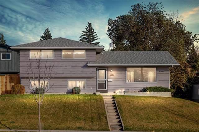 5620 37 Street SW, Calgary, AB T3E 5M6 (#C4273484) :: Virtu Real Estate