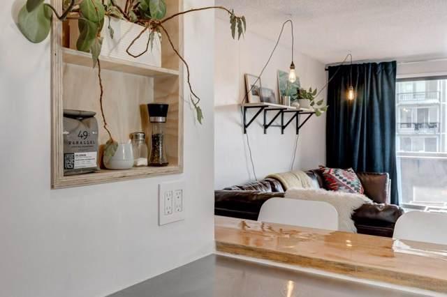 924 14 Avenue SW #308, Calgary, AB T2R 0N7 (#C4273495) :: Virtu Real Estate