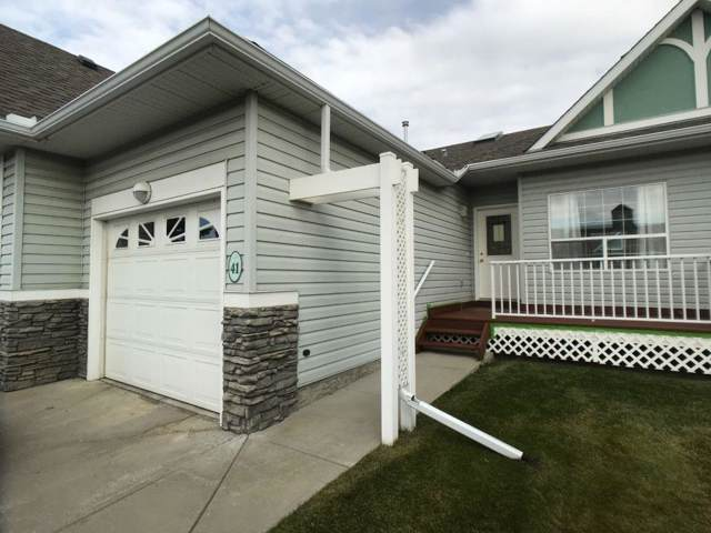 1008 Woodside Way NW #41, Airdrie, AB T4B 2T8 (#C4273522) :: Calgary Homefinders