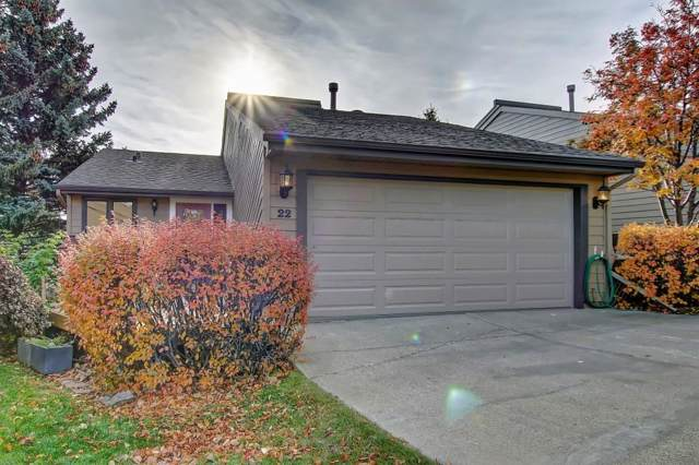 22 Coach Manor Terrace SW, Calgary, AB T3H 1C3 (#C4273543) :: The Cliff Stevenson Group