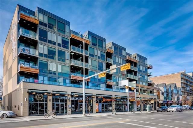 301 10 Street NW #613, Calgary, AB T2N 1V5 (#C4273546) :: Virtu Real Estate