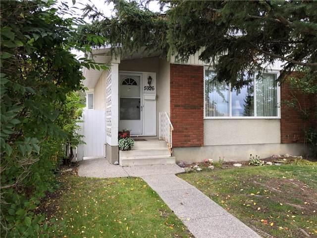 5926 37 Street SW, Calgary, AB T3E 5M7 (#C4273547) :: Virtu Real Estate