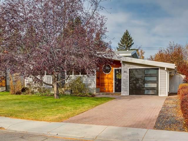 88 Brown Crescent NW, Calgary, AB T2L 1N5 (#C4273550) :: Calgary Homefinders