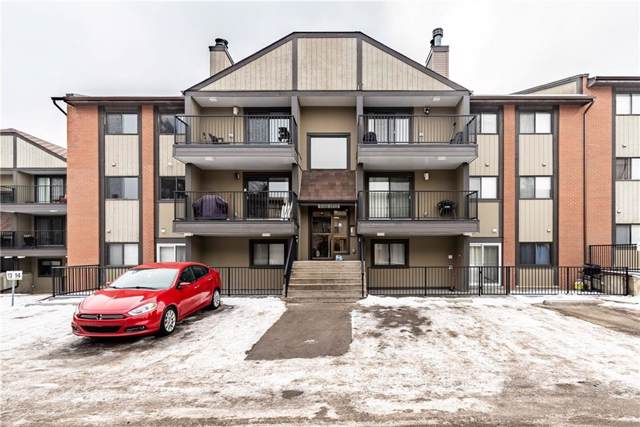 13045 6 Street SW #4109, Calgary, AB T2R 0W7 (#C4273562) :: Redline Real Estate Group Inc