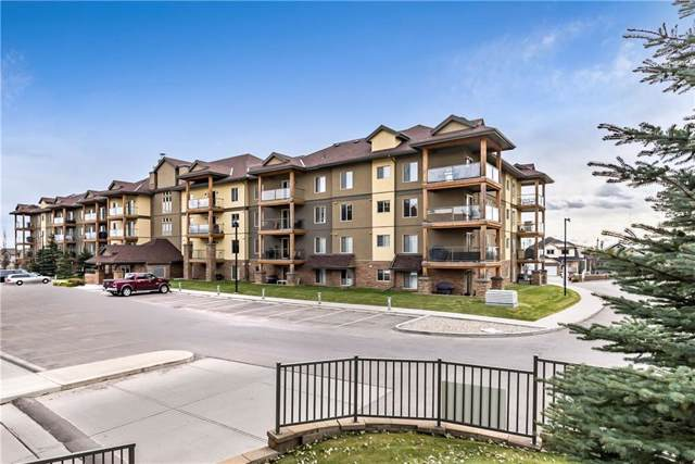 92 Crystal Shores Road #1303, Okotoks, AB T1S 2M8 (#C4273566) :: Redline Real Estate Group Inc