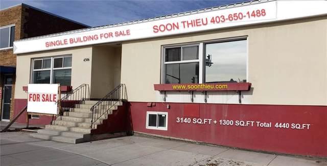 4306 17 Avenue SE, Calgary, AB T2A 0T4 (#C4273625) :: Redline Real Estate Group Inc