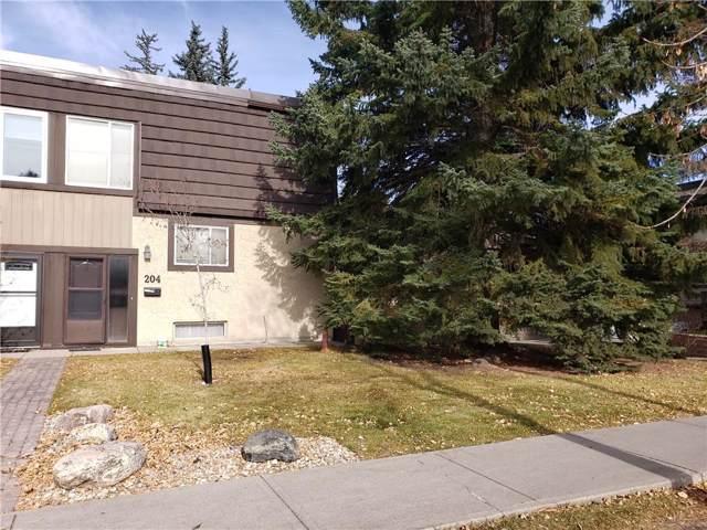 3130 66 Avenue SW #204, Calgary, AB T3E 5K8 (#C4273634) :: Virtu Real Estate