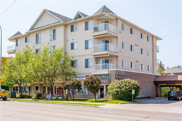 1905 Centre Street NW #203, Calgary, AB T2E 2S7 (#C4273670) :: Calgary Homefinders