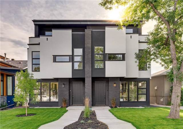 2518 19 Street SW, Calgary, AB T2T 4X3 (#C4273676) :: Virtu Real Estate