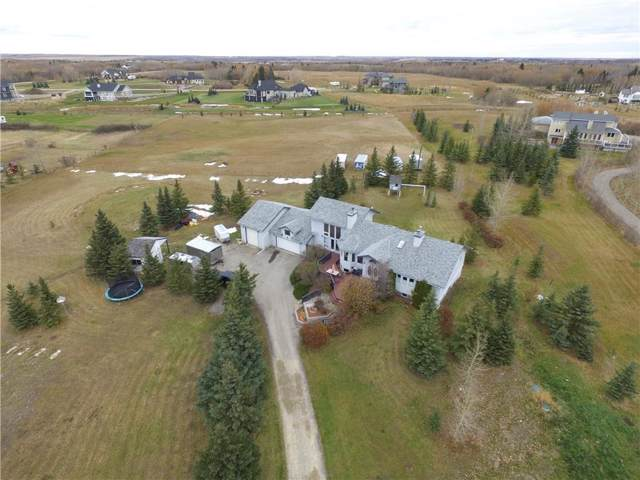 44 Glendale Court, Rural Rocky View County, AB T4C 1A2 (#C4273684) :: Redline Real Estate Group Inc