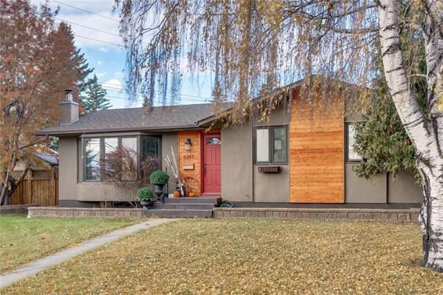 6343 Lynch Crescent SW, Calgary, AB T3E 5V1 (#C4273693) :: Virtu Real Estate