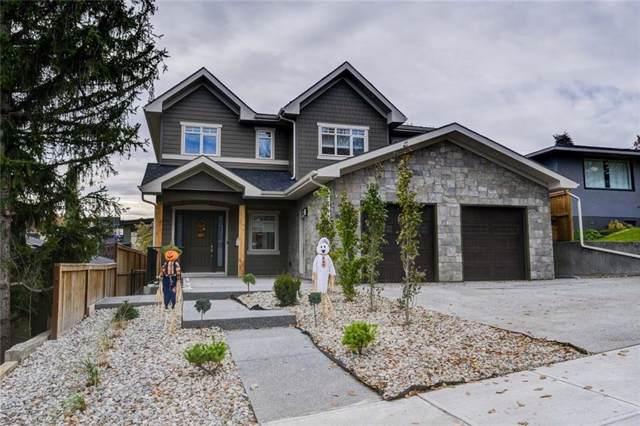 907 31 Avenue NW, Calgary, AB T2K 0A6 (#C4273697) :: Calgary Homefinders