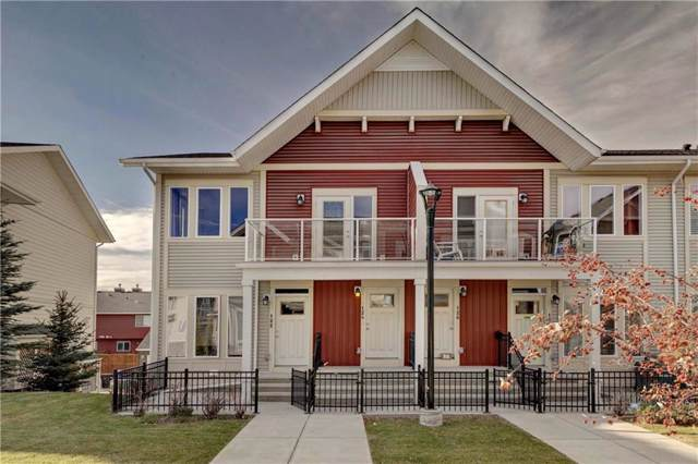 124 Auburn Meadows Walk/Walkway SE, Calgary, AB T3M 2E7 (#C4273742) :: Redline Real Estate Group Inc