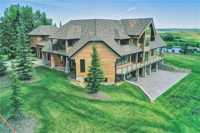 264010 Big Hill Springs Court NW, Rural Rocky View County, AB T4C 0E5 (#C4273744) :: Virtu Real Estate