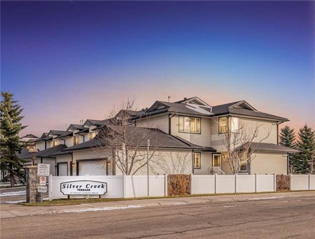 12 Silver Creek Boulevard NW #30, Airdrie, AB T4B 2R2 (#C4273748) :: Redline Real Estate Group Inc