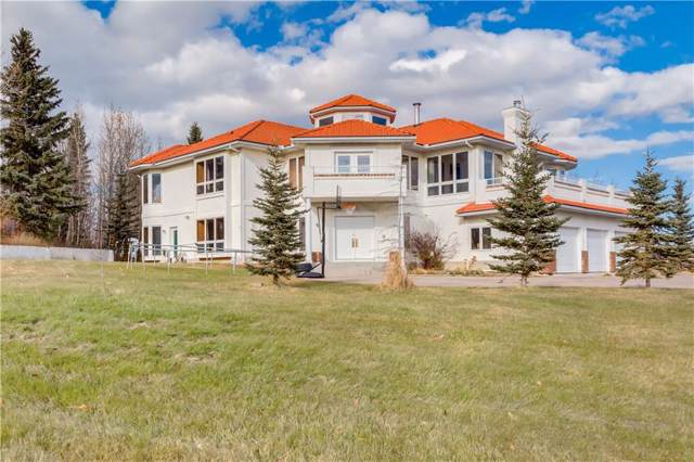 30012 Burma Road, Rural Rocky View County, AB T3R 1H2 (#C4273784) :: Redline Real Estate Group Inc