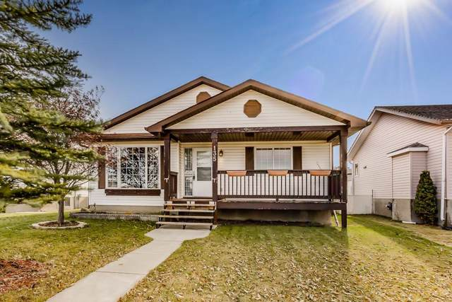 135 Quigley Drive, Cochrane, AB T4C 1R1 (#C4273788) :: Redline Real Estate Group Inc