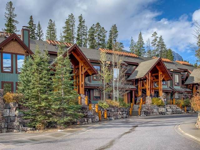 107 Armstrong Place #613, Canmore, AB T1W 0A5 (#C4273791) :: Redline Real Estate Group Inc