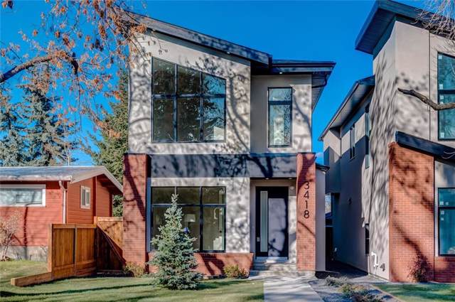 3418 Exshaw Road NW, Calgary, AB T2M 4G2 (#C4273798) :: The Cliff Stevenson Group