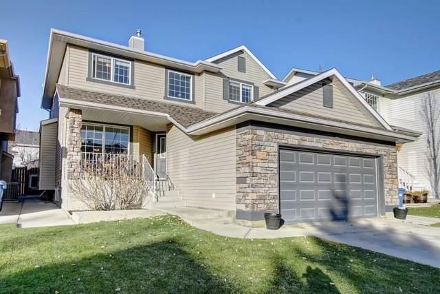 121 Wentworth Close SW, Calgary, AB  (#C4273800) :: Virtu Real Estate
