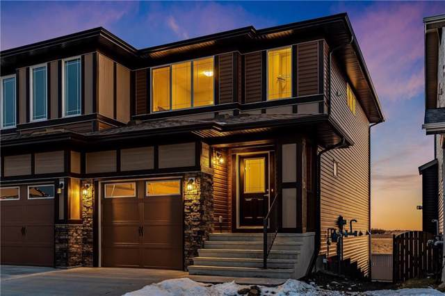 345 Hillcrest Road SW, Airdrie, AB T4B 4T9 (#C4273809) :: Calgary Homefinders