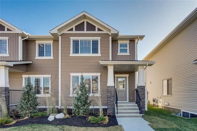 104 Heartland Boulevard, Cochrane, AB T4C 2P8 (#C4273815) :: Virtu Real Estate