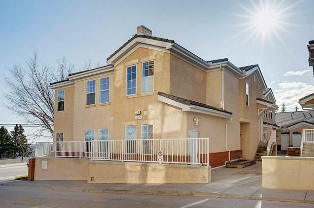 14645 6 Street SW #1107, Calgary, AB T2Y 3S1 (#C4273823) :: The Cliff Stevenson Group