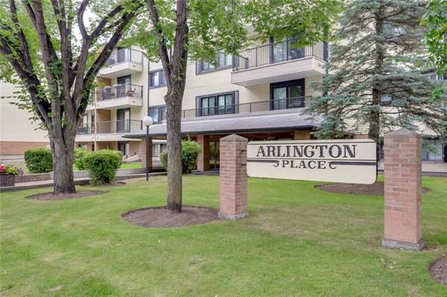 727 56 Avenue SW #113, Calgary, AB T2V 4Z8 (#C4273842) :: Calgary Homefinders