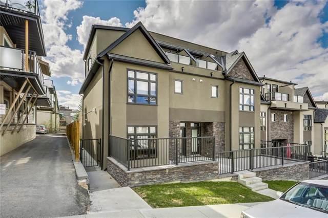 2413 14A Street SW, Calgary, AB T2T 3X4 (#C4273891) :: Calgary Homefinders