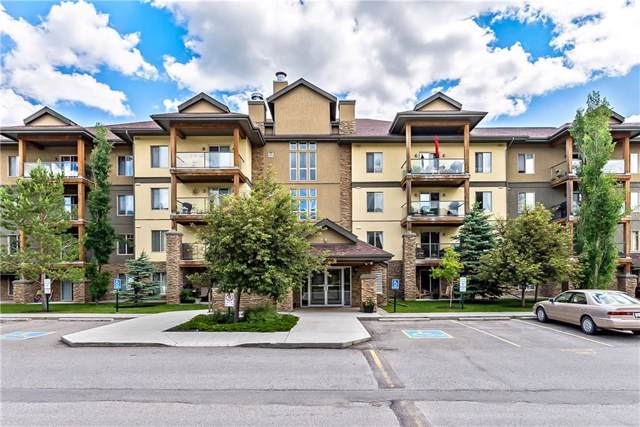 92 Crystal Shores Road #2209, Okotoks, AB T1S 2M9 (#C4273922) :: Redline Real Estate Group Inc