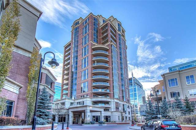 600 Princeton Way SW #302, Calgary, AB T2P 5N5 (#C4273933) :: The Cliff Stevenson Group