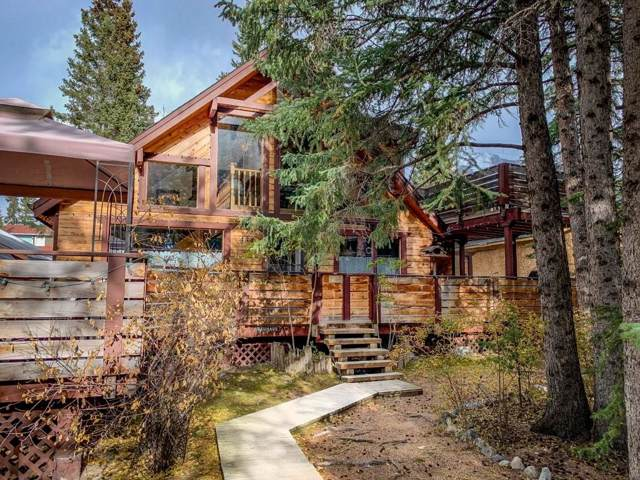 434 3rd Street, Canmore, AB T1W 2J3 (#C4273942) :: The Cliff Stevenson Group