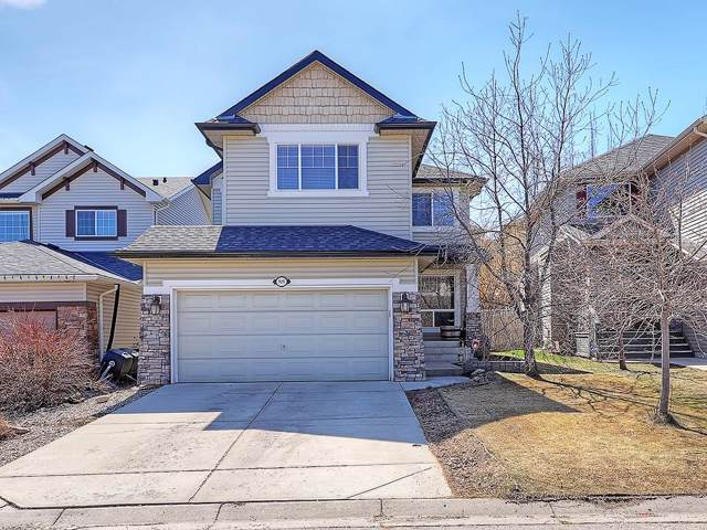 88 Cresthaven Way SW, Calgary, AB T3B 5X9 (#C4273960) :: Redline Real Estate Group Inc