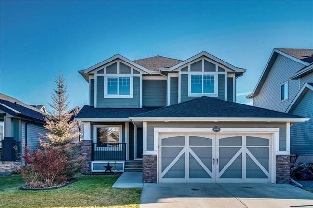 1022 Williamstown Boulevard NW, Airdrie, AB T4B 0S8 (#C4274006) :: Virtu Real Estate