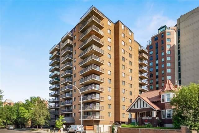 225 25 Avenue SW #603, Calgary, AB T2S 2V2 (#C4274010) :: Redline Real Estate Group Inc