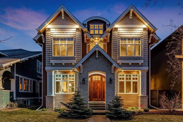 1135 Riverdale Avenue SW, Calgary, AB T2S 0Y9 (#C4274012) :: Virtu Real Estate