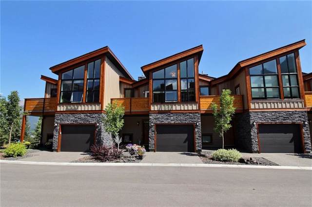 307 Riva Place, Canmore, AB T1W 3L4 (#C4274023) :: Redline Real Estate Group Inc