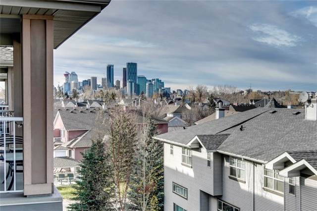 1408 17 Street SE #410, Calgary, AB T2G 5S8 (#C4274044) :: The Cliff Stevenson Group