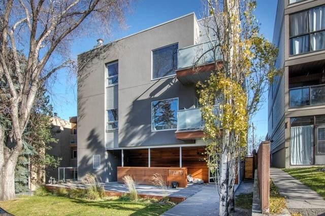 2124 17 Street SW #101, Calgary, AB T2T 4M4 (#C4274045) :: Calgary Homefinders