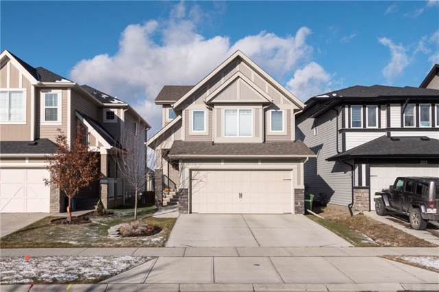 197 Hillcrest Drive, Airdrie, AB T4B 0Y8 (#C4274063) :: Calgary Homefinders