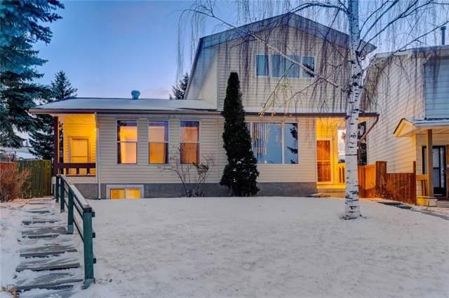 23 Berkley Court NW, Calgary, AB T3K 1B7 (#C4274082) :: Calgary Homefinders