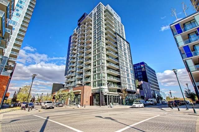 550 Riverfront Avenue SE #1507, Calgary, AB T2G 1E5 (#C4274099) :: Redline Real Estate Group Inc