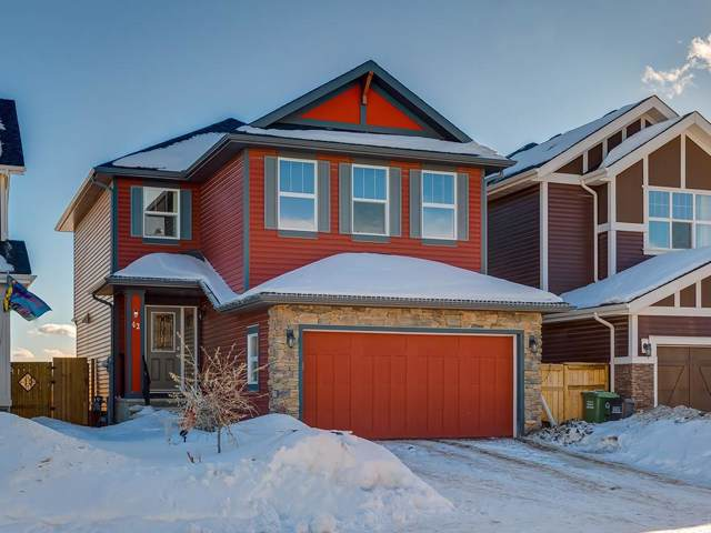 42 Fireside Place, Cochrane, AB T4C 0R2 (#C4274100) :: Redline Real Estate Group Inc