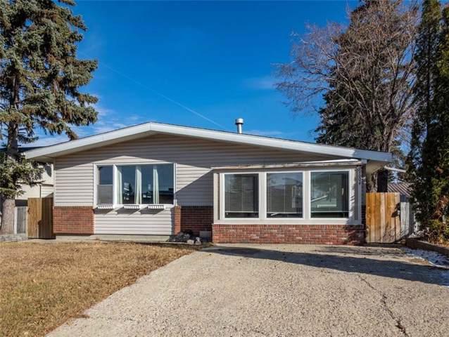 9604 5 Street SE, Calgary, AB T2J 1K6 (#C4274123) :: The Cliff Stevenson Group