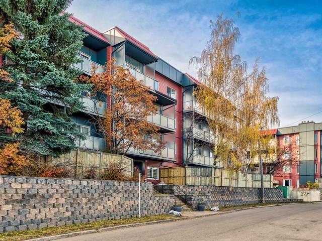 335 Garry Crescent NE #406, Calgary, AB T2K 5X1 (#C4274124) :: Virtu Real Estate